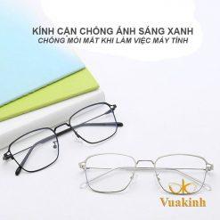 Mắt kính cận chống ánh sáng xanh V512